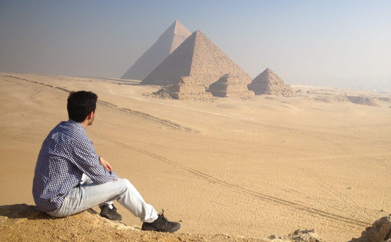 Itinerario 10 días en Egipto Pirámides de Giza