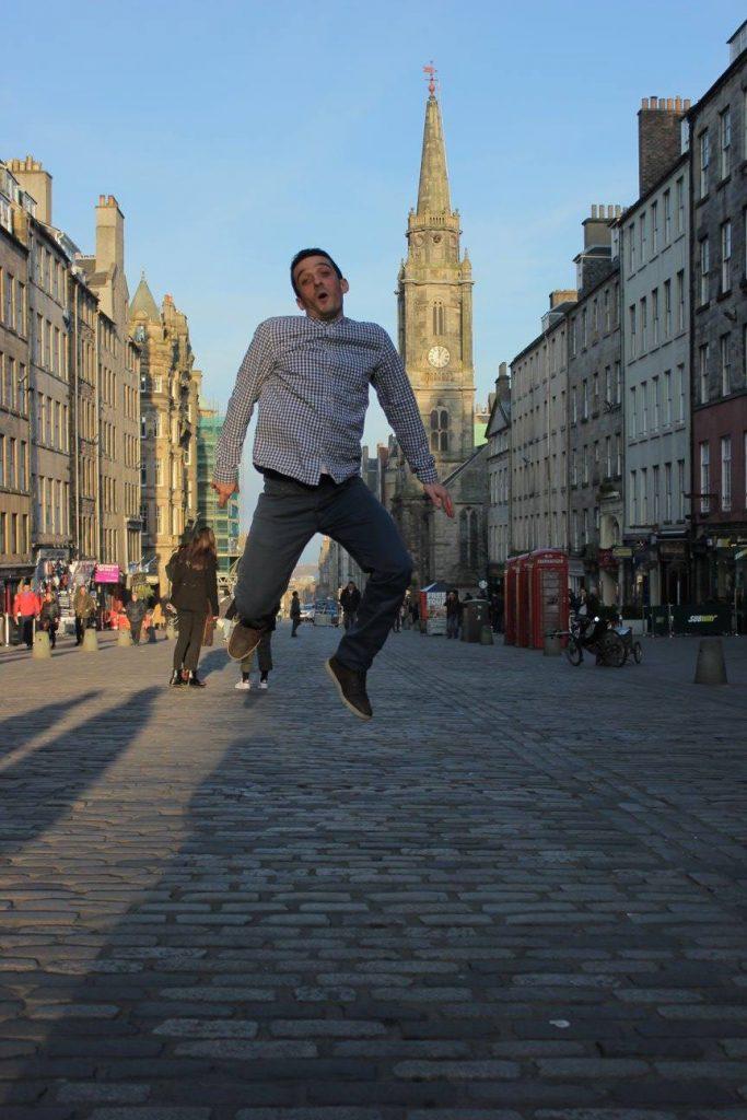 ¿Qué visitar en Edimburgo? Royal Mile