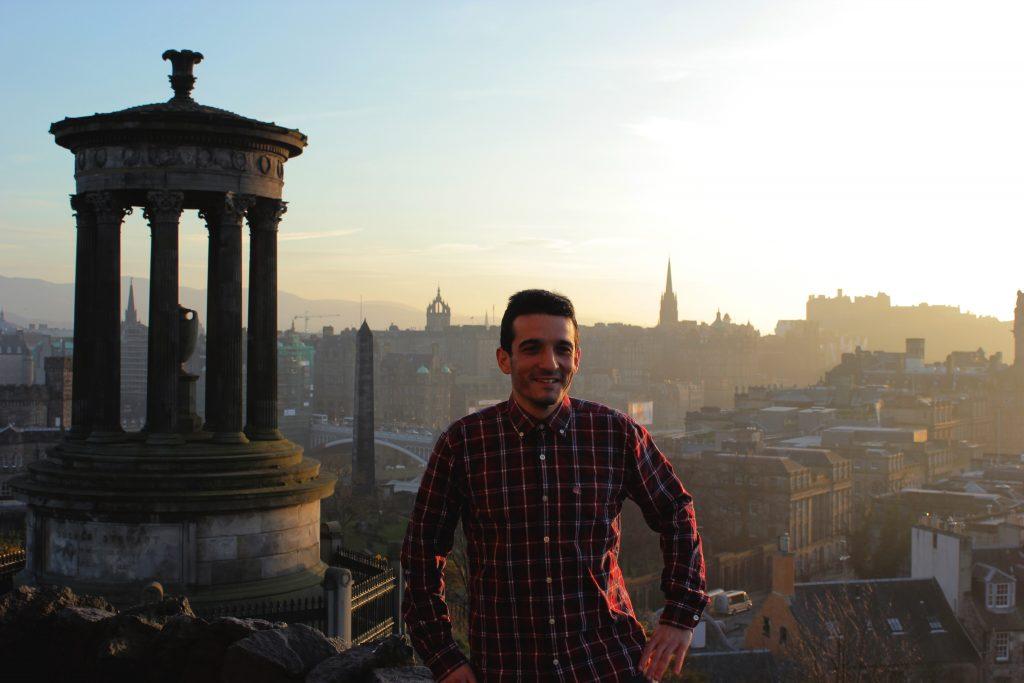 ¿Qué visitar en Edimburgo? Calton Hill