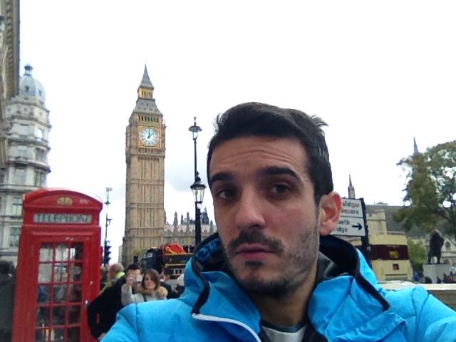 Londres en un día Big ben