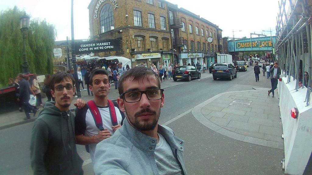 Londres en un día candem town