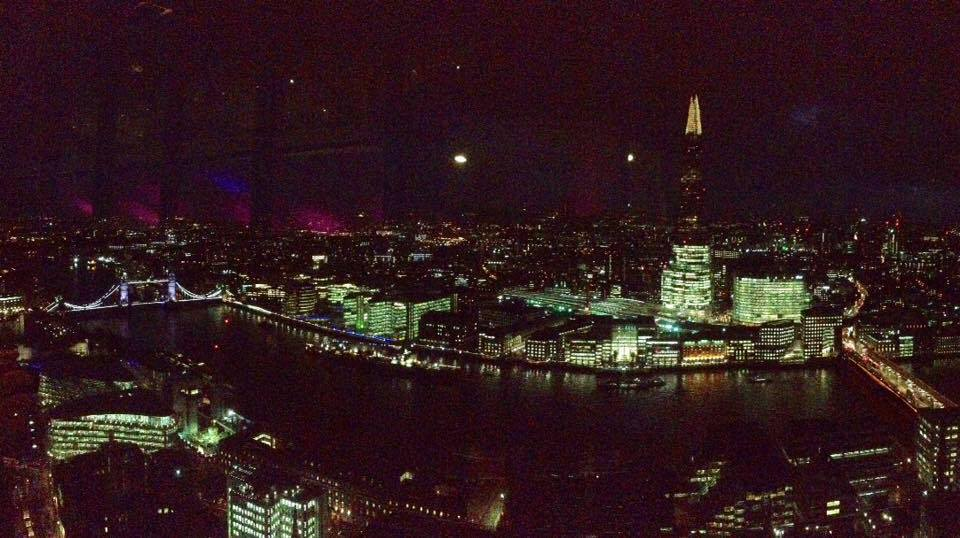 Londres en un día - Sky Garden
