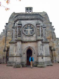 ¿Qué visitar en Edimburgo? Rosslyn Chapel