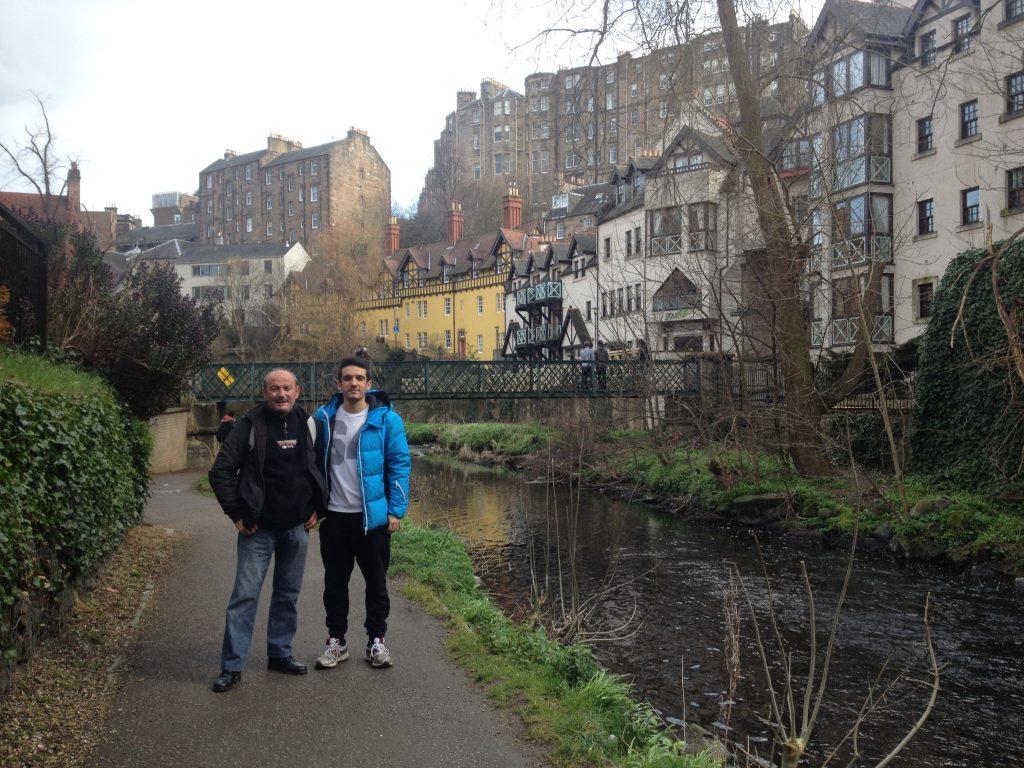 ¿Qué visitar en Edimburgo? Dean Village