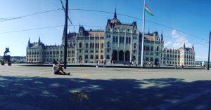Parlamento Budapes