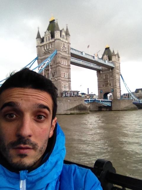 Londres en un día Big ben Puente de Londres