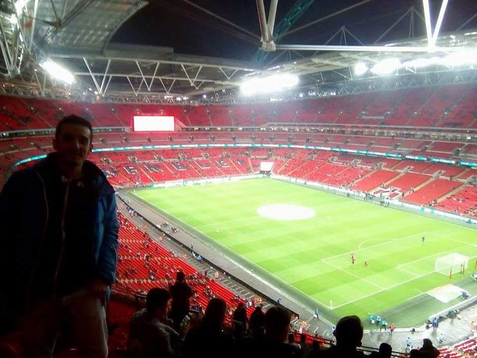 Londres en un día Wembley Estadio