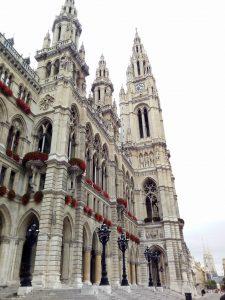 ¿Qué visitar en Viena? Ayuntamiento Viena