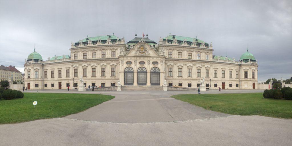 ¿Qué visitar en Viena? Belverede Viena