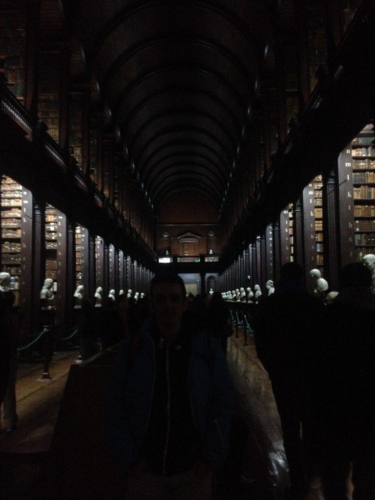 ¿Qué visitar en Dublín? Biblioteca Kells