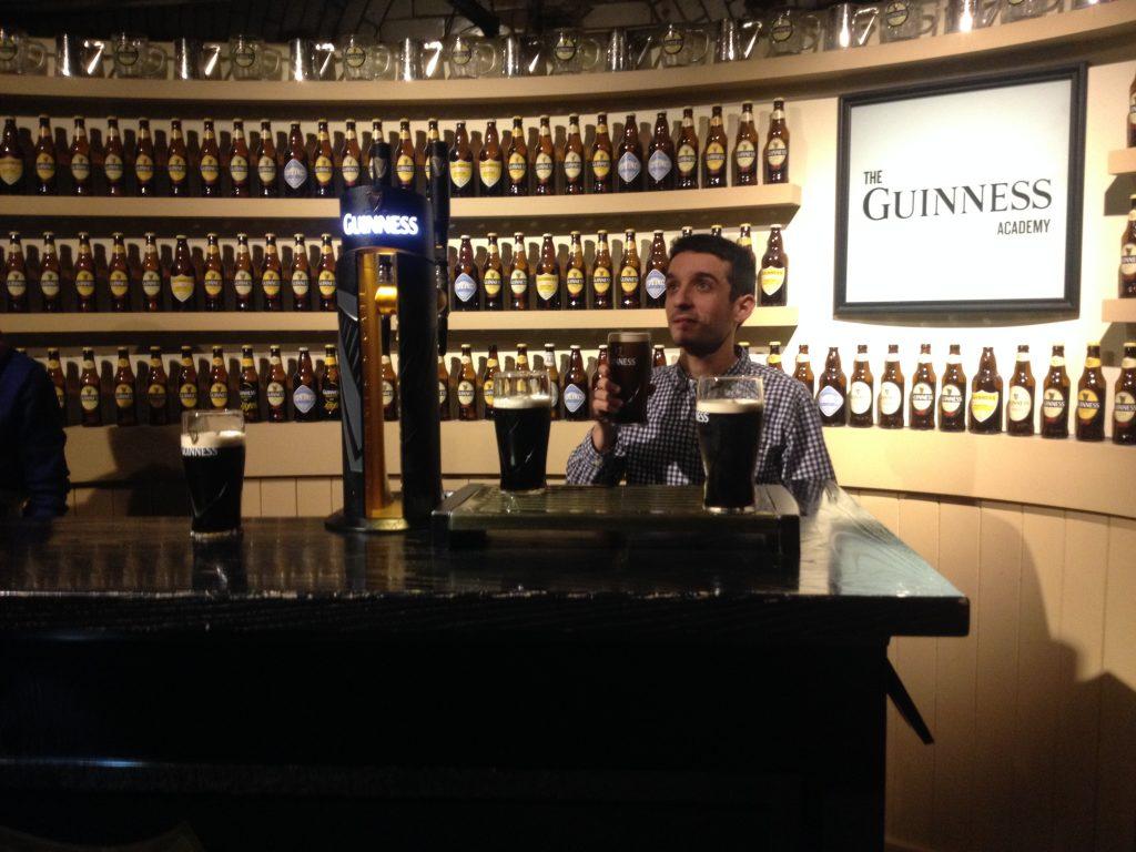 ¿Qué visitar en Dublín? Guinnees Storehouse