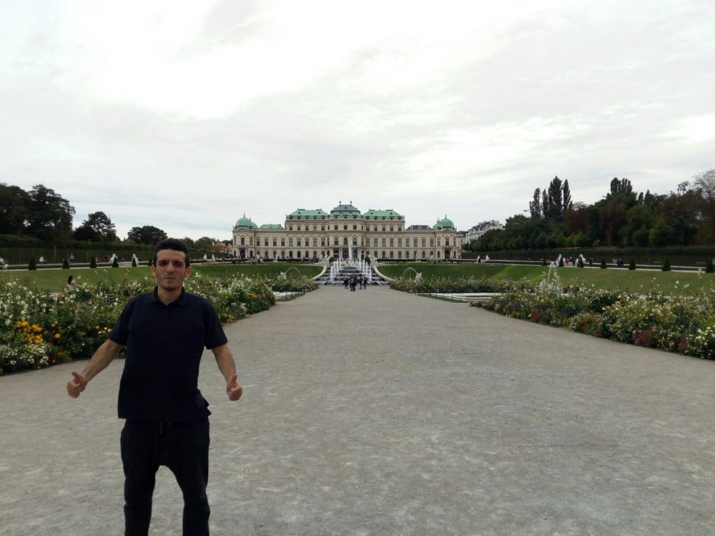 ¿Qué visitar en Viena? Palacio Belverede Viena