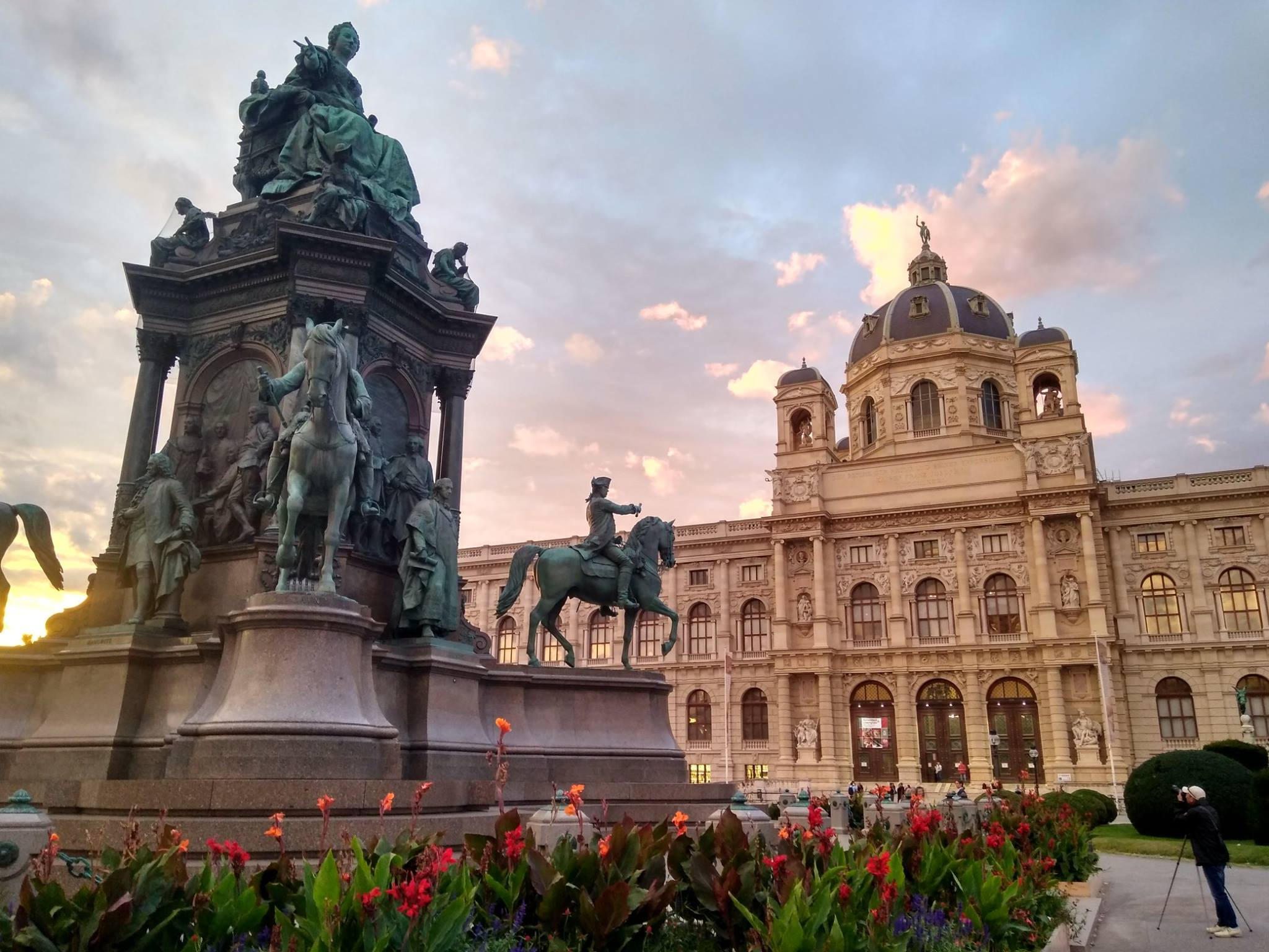 ¿Qué visitar en Viena? Palacio Hofburg Viena