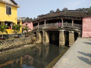 ¿Qué visitar en Hoi An? Puente Japones