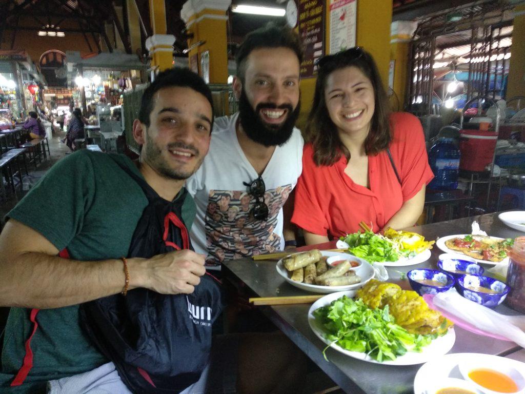 ¿Qué visitar en Hoi An? Central Market Cho Hoi An