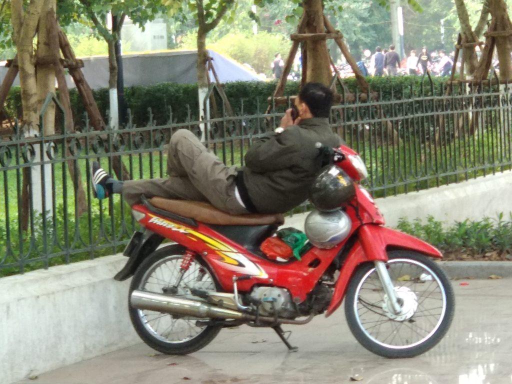 ¿Cómo conseguir alojamiento gratis o casi gratis?  Siesta Motorbike Vietnam