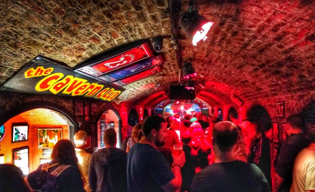 ¿Qué visitar en Liverpool? The Cavern Club The Beatles