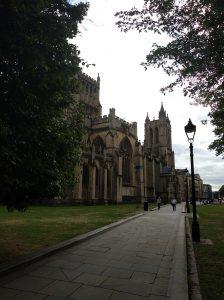 ¿Que ver en Bristol? Catedral de Bristol