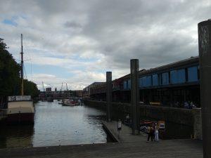 ¿Que ver en Bristol? Harbourside Bristol