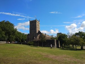 ¿Que ver en Bristol? Iglesia de St Peter- Castle Park