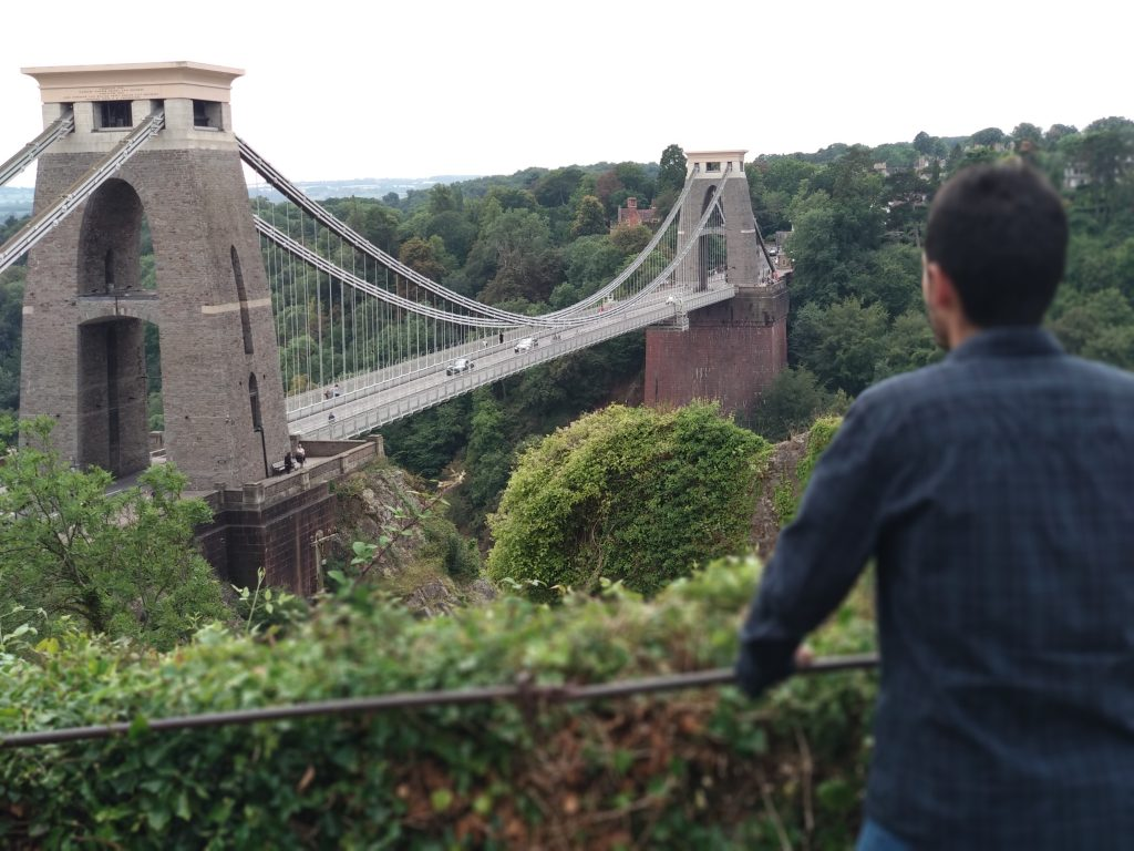 ¿Que ver en Bristol? Suspension Bridge Bristol