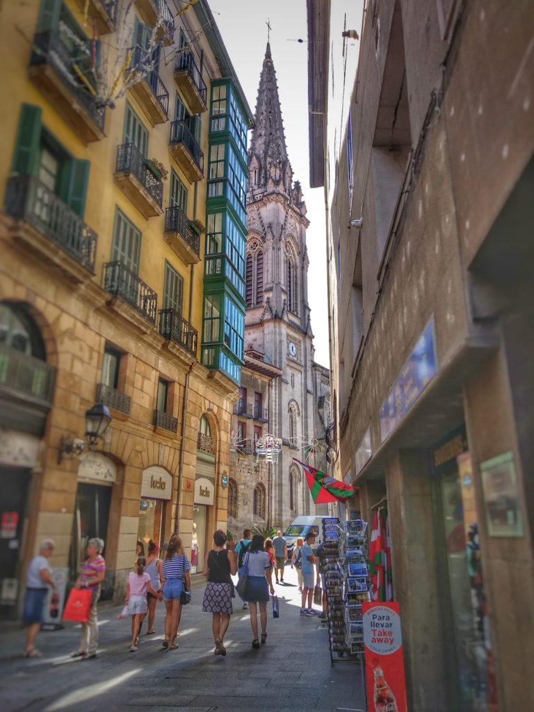 Qué ver en Bilbao en un día - Catedral de Santiago de Bilbao