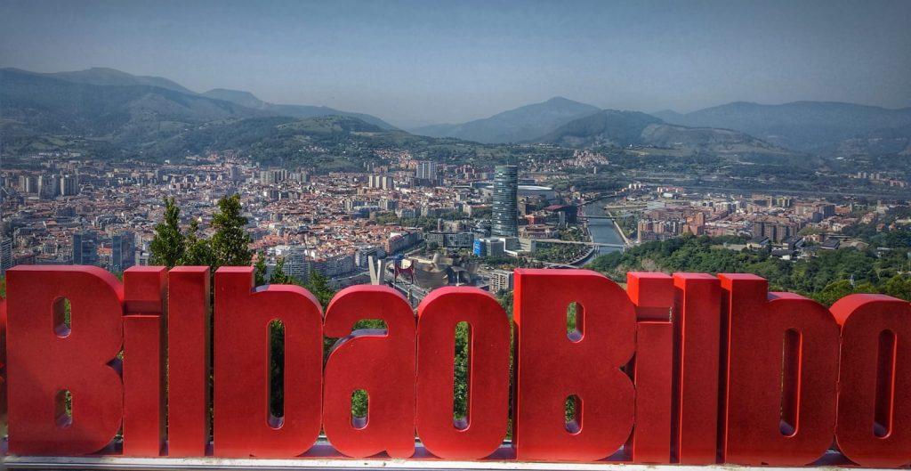 Qué ver en Bilbao en un día - Mirador de Artxanda