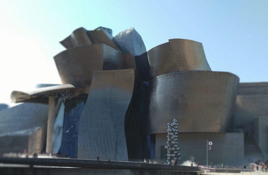 Qué ver en Bilbao en un día - Museo Guggenheim Bilbao