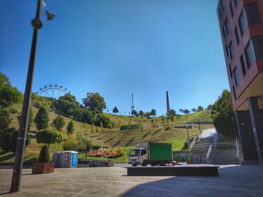 Qué ver en Bilbao en un día - Parque Extebarría