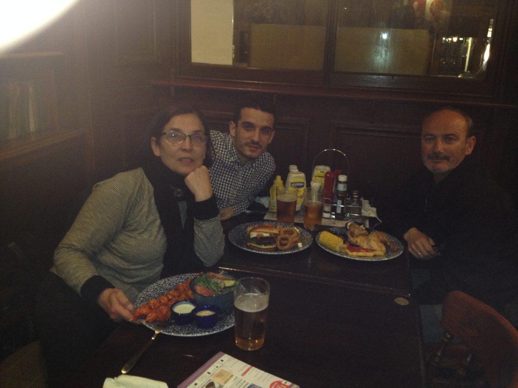 Dónde comer en Edimburgo-The Standing Order Edimburgo