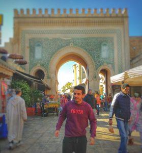 Qué ver en Fez - Bab Boujloud (Medina Fes el Bali)