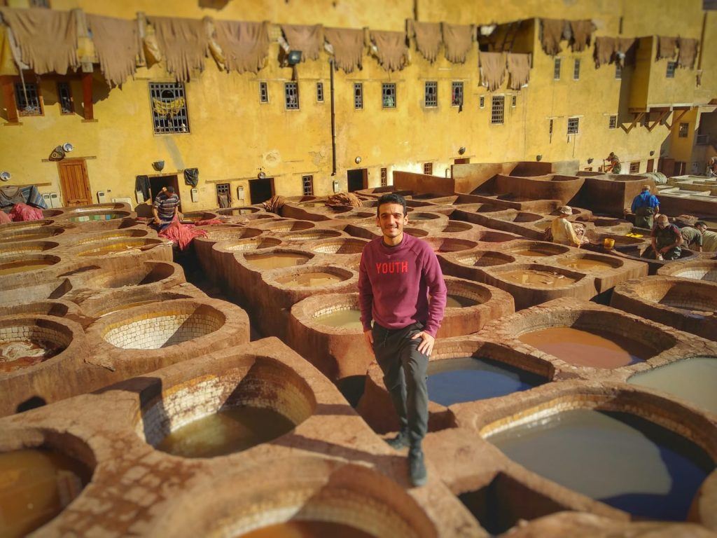Qué ver en Fez - Curtiduría Chouwara- Medina Fes El Bali