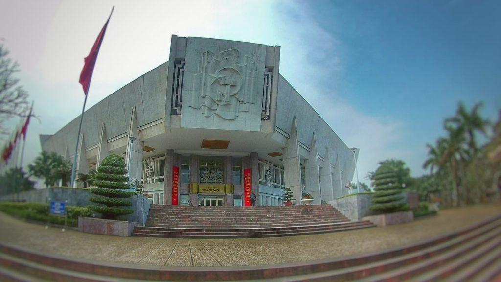 Qué ver en Hanoi - Museo Ho Chi Minh