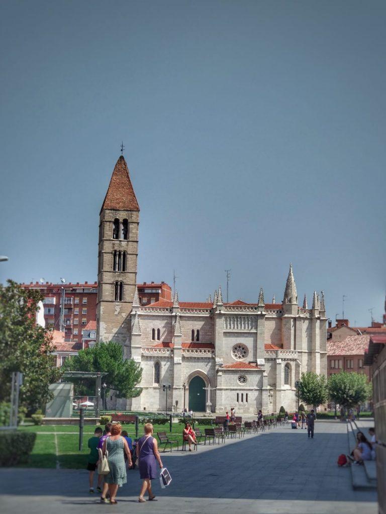 Qué ver en Valladolid - Iglesia de Santa María La Antigua Valladolid