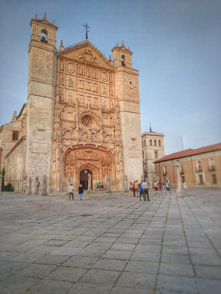 Qué ver en Valladolid - La Iglesia de San Pablo Valladolid