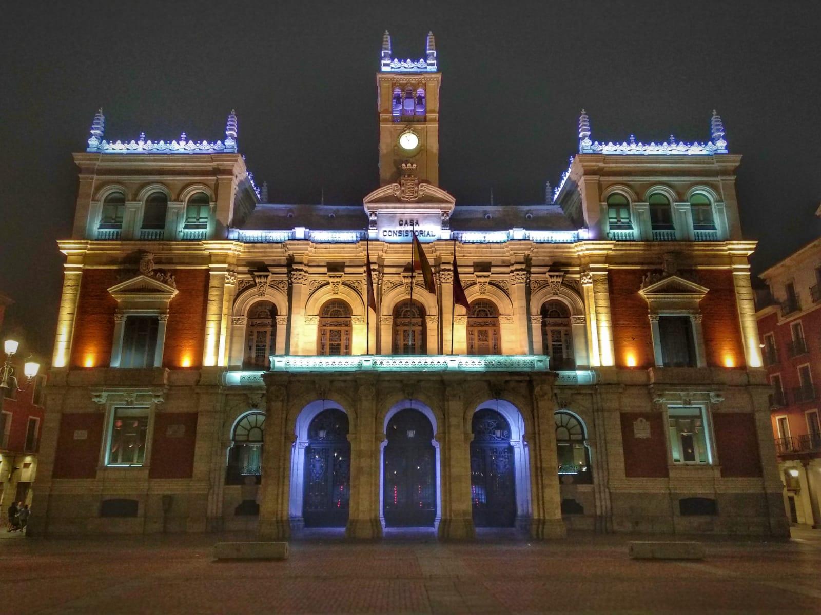 Qué ver en Valladolid - Plaza Mayor Valladolid - Ayuntamiento de Valladolid