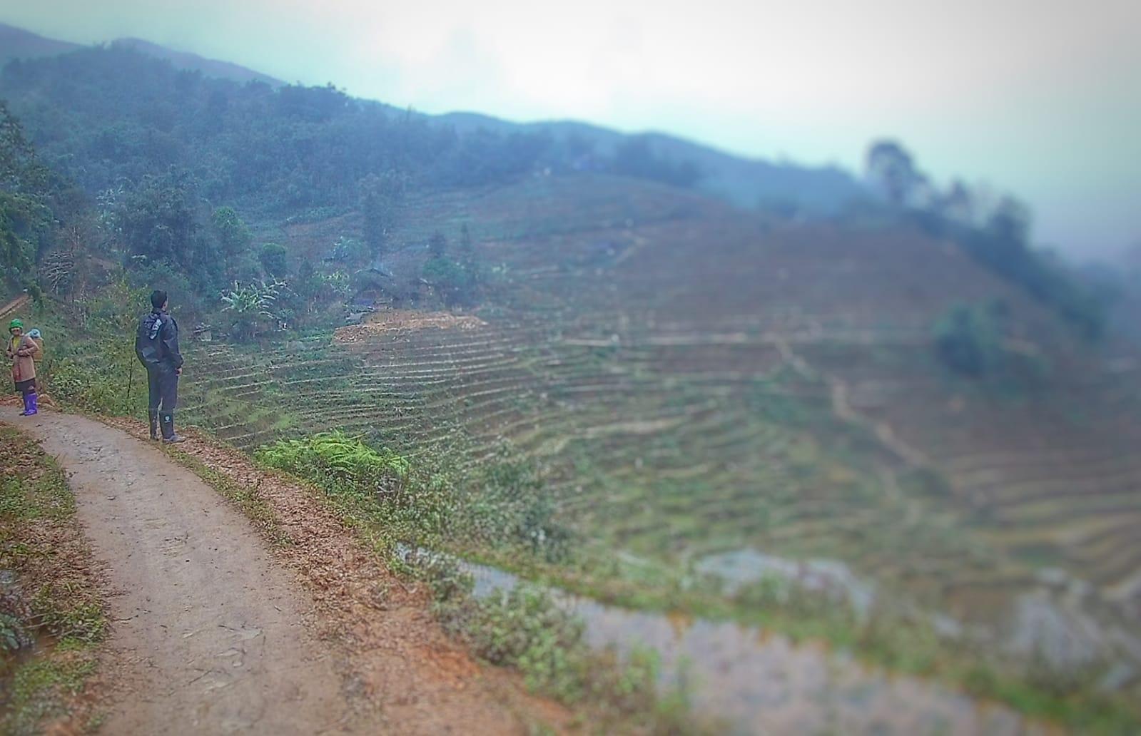 Mi experiencia en Sapa, Vietnam. - Arrozales Lao Chai Sapa
