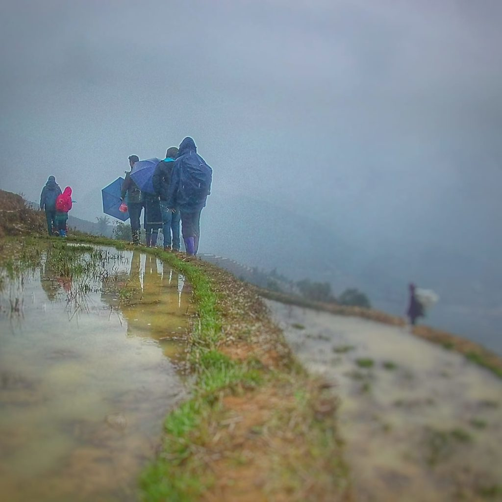 Mi experiencia en Sapa, Vietnam. - Trekking