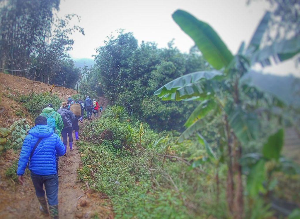Mi experiencia en Sapa, Vietnam. - Trekking Lao Cai Sapa