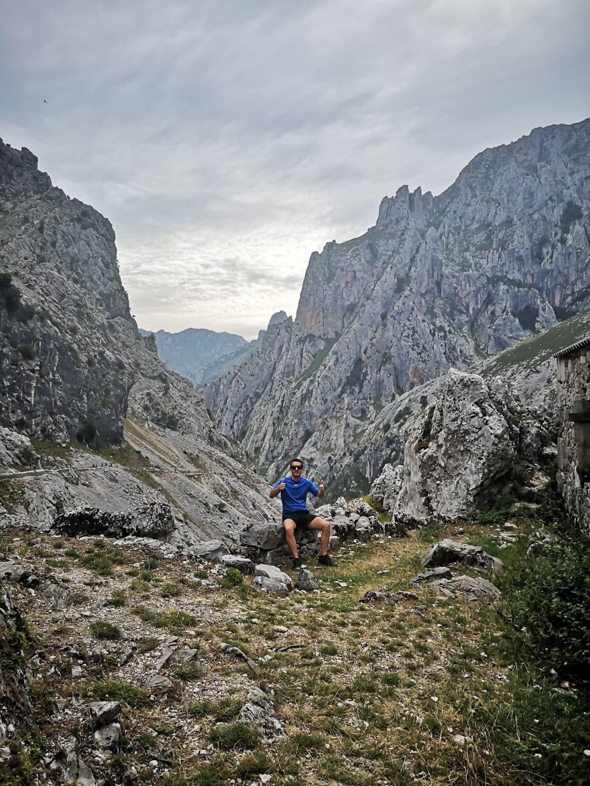 Ruta del Cares, Asturias.