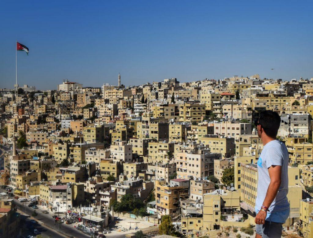 Ciudadela de Ammán -Jordania en 3 días