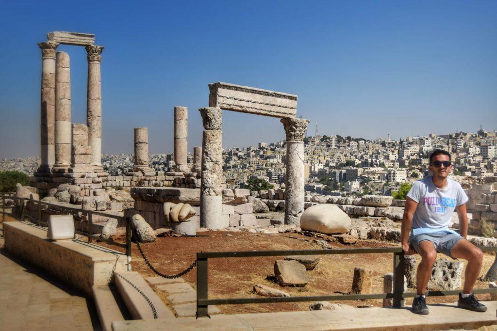 Ciudadela de Ammán - Qué ver en Ammán en un día