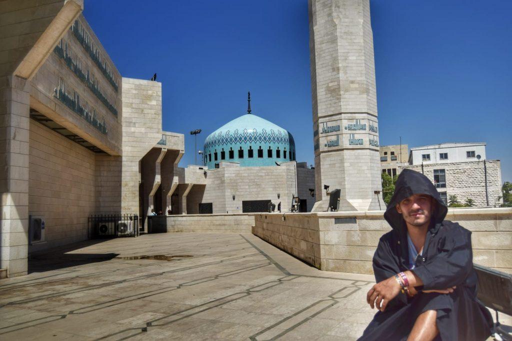 Mezquita del Rey Abdalá I - Qué ver en Ammán en un día