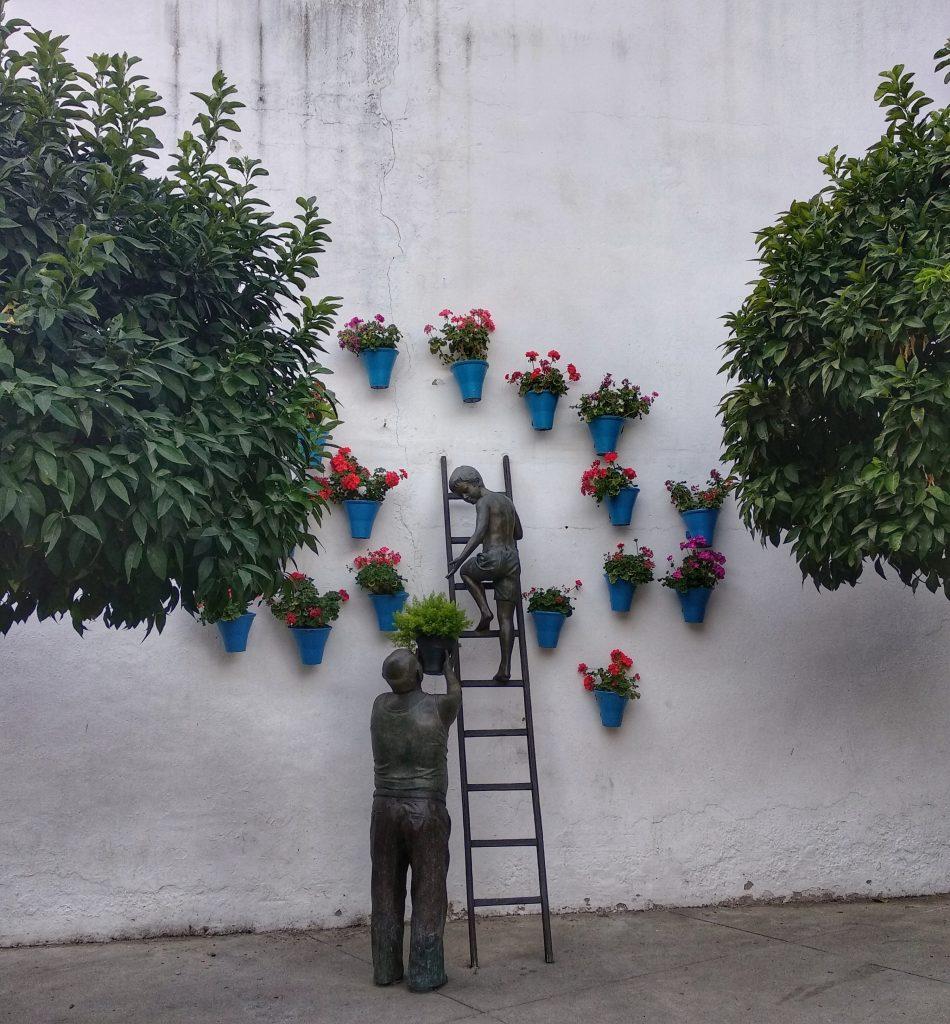 Barrio de San Basilio Córdoba. Qué ver y hacer en Córdoba.