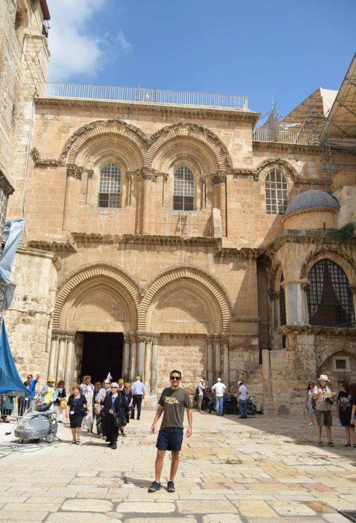 6 lugares imprescindibles que ver en Jerusalén - Iglesia del Santo Sepulcro
