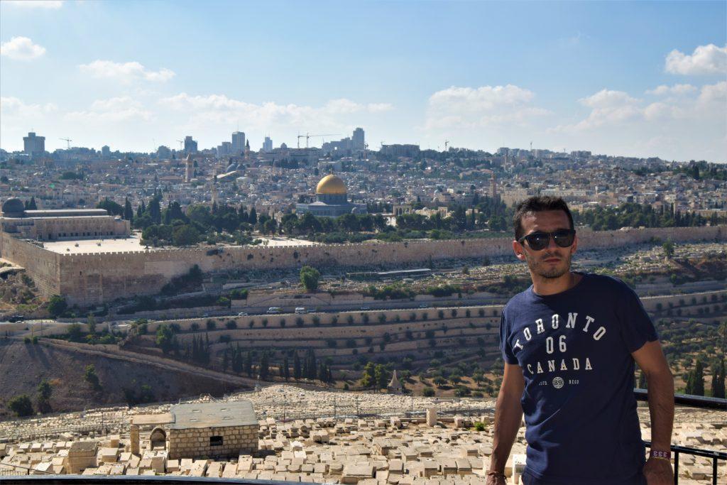 6 lugares imprescindibles que ver en Jerusalén - Monte de los Olivos