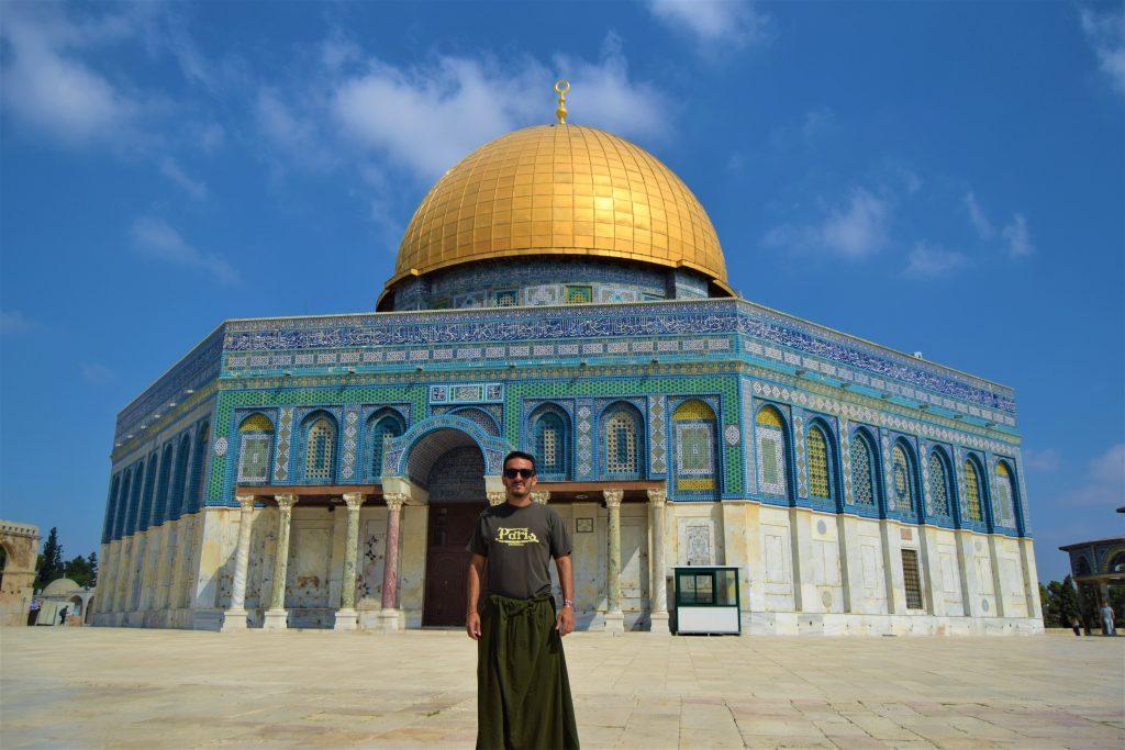 6 lugares imprescindibles que ver en Jerusalén __ La Cúpula de la Roca