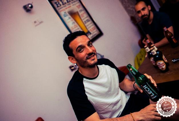 Beber cerveza y viajar. Cerveza Lech en Polonia.