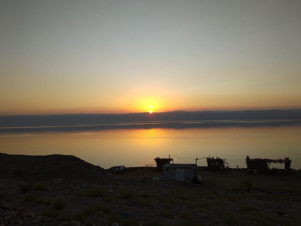 Dónde bañarse gratis en el Mar Muerto, Jordania