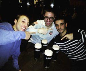 Guinness en el Hendrix Yecla